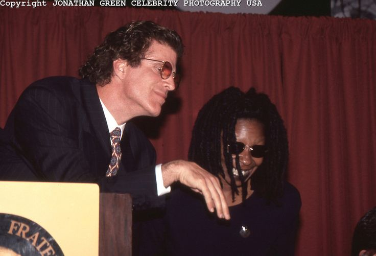 Ted Danson & Whoopi Goldberg