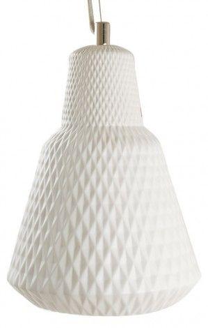 Hvid lampe