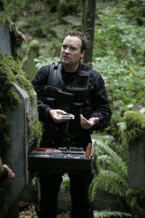 David Hewlett as Rodney McKay