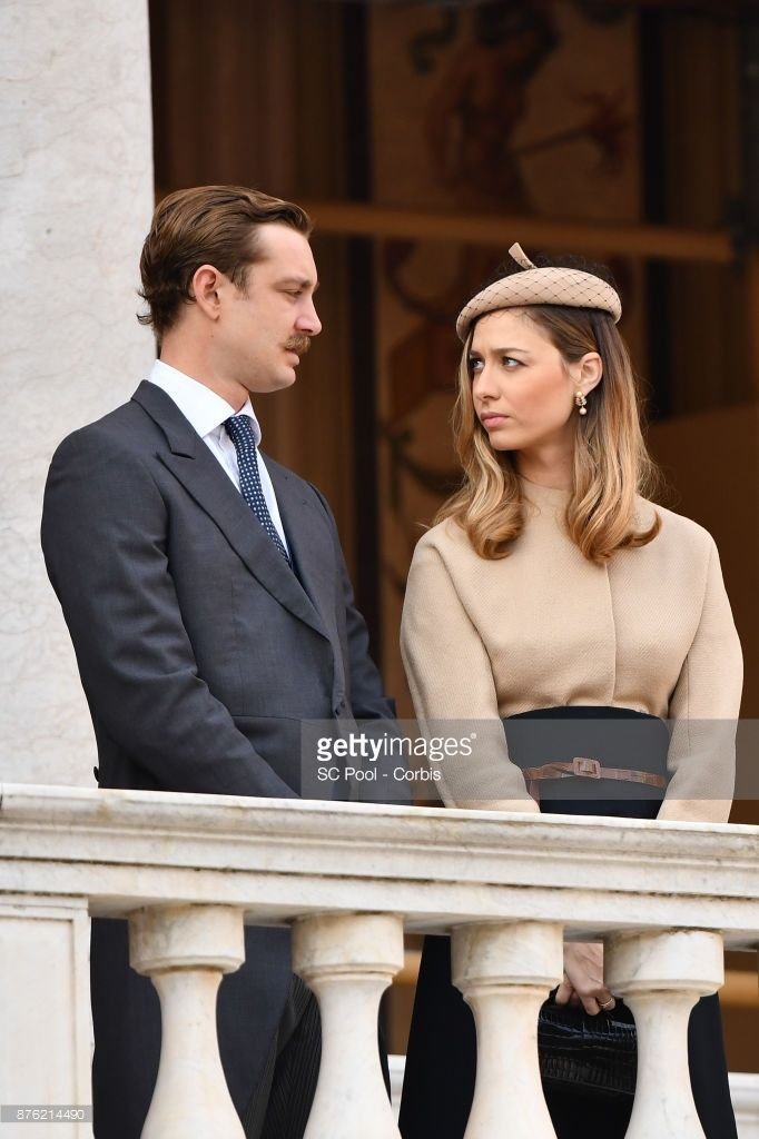News Photo : Pierre Casiraghi and Beatrice Casiraghi attend...