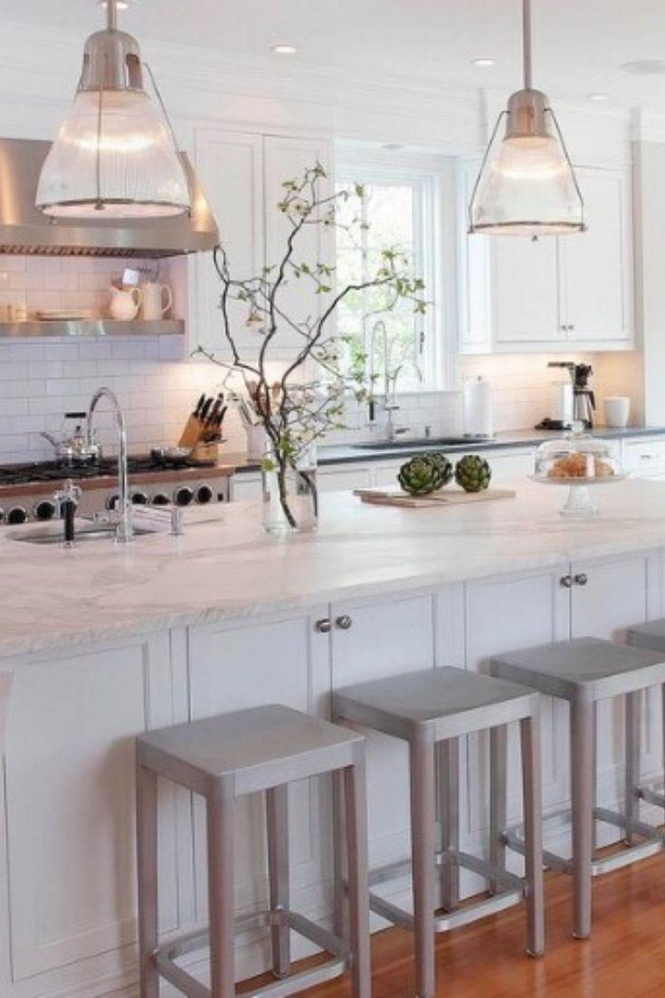 Kitchen Island Lighting Modern, Rustic, And Industrial Design ...