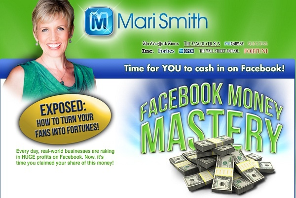 Producto: Mari Smith's – Facebook Money Mastery Module 1    Precio Oficial: $225 USD    Precio en Comunidad-Seo: GRATIS    Descargalo desde AQUÍ: http://comunidad-seo.com/