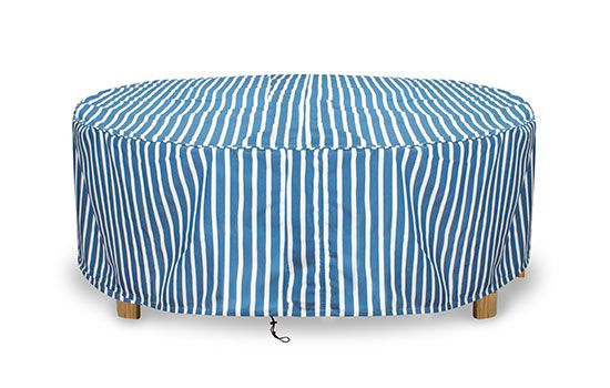 Regent Sunbrella outdoor furniture  Covers | Round Table Cover from #Eevelle
