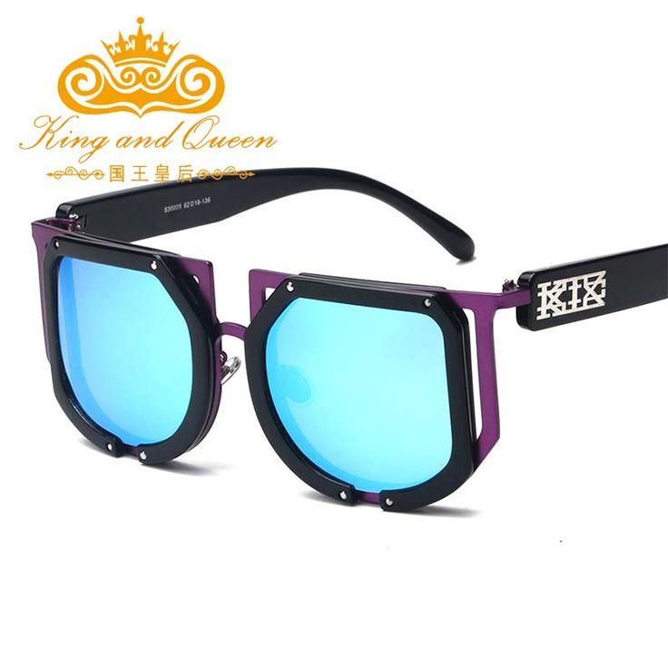 $18.80 (Buy here: https://alitems.com/g/1e8d114494ebda23ff8b16525dc3e8/?i=5&ulp=https%3A%2F%2Fwww.aliexpress.com%2Fitem%2FEurope-and-the-United-States-rock-Lambert-Adam-wave-male-driver-Polarized-Sunglasses-fight-color-street%2F32706244112.html ) 2016 New Gothic Steampunk Vintage Retro Square Sunglasses Men Metal Frame Designer steam punk OCULOS de sol Gafas Masculino Sol for just $18.80