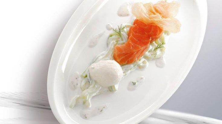 Hans Haas ist seit bald zweieinhalb Jahrzehnten Küchenchef des Münchner Sternerestaurants Tantris. Hier verrät er eines seiner liebsten Rezepte.