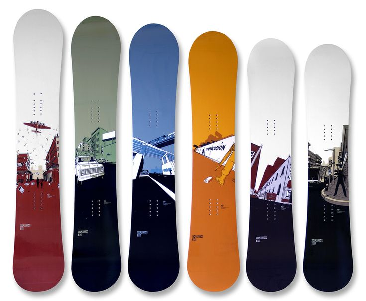 Illustrations I did for a line of boards by Rome Snowboards in 2004. www.blueoverblue.com