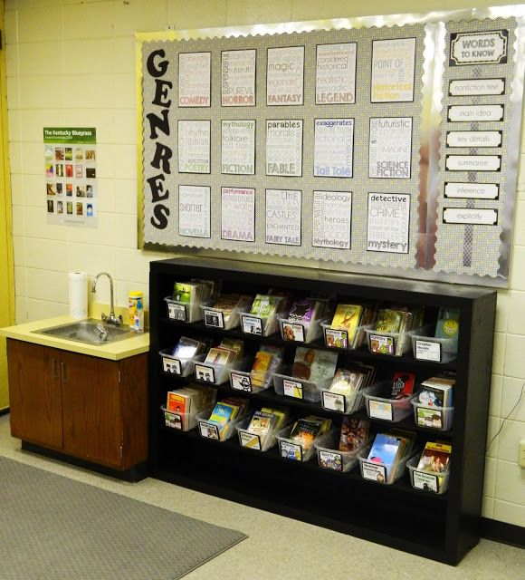 The Brown-Bag Teacher: Light at the End of the Room-Setting-Up Tunnel