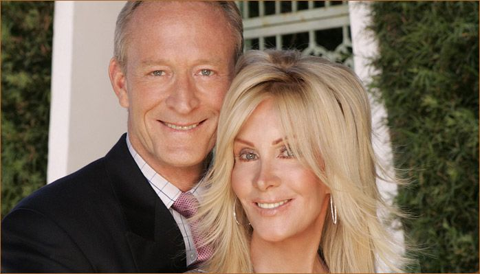 Gary and Valene Ewing Dallas TNT Season Two