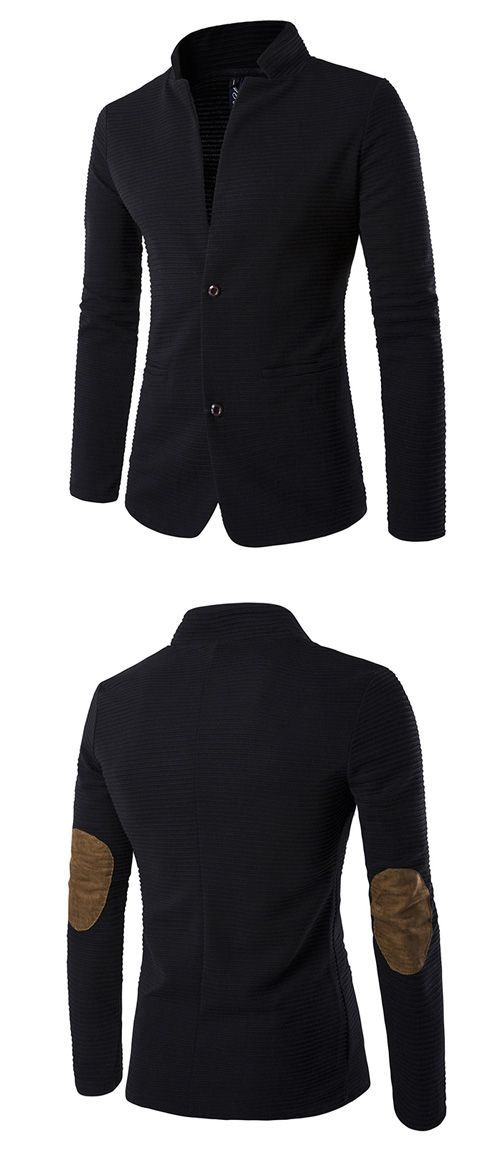 Men's Going out Simple Spring Fall Blazer