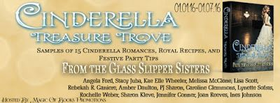 Amber Daulton: Blog Tour - Glass Slipper Sisters: Sharing That Ci...