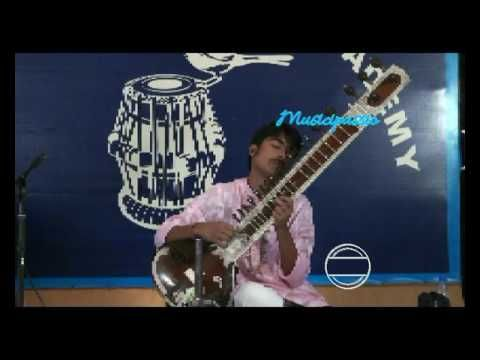 Raga Shree Vilambit Gat-taan (New Creation) Indian Classical Music By ||...