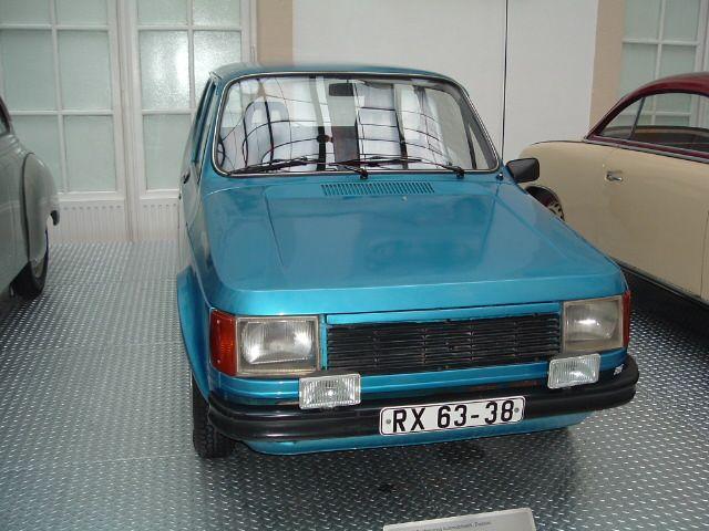 OG |Trabant P610 | Prototype from 1973