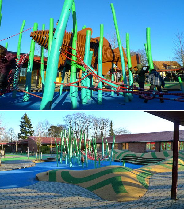 Best Architectural Playscapes Images On Pinterest Playground - 15 of the worlds coolest playgrounds