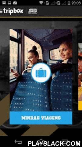 Tripbox  Android App - playslack.com ,  Exclusivo para clientes STB, o Tripbox foi criado para gerenciar e organizar todas as etapas de suas viagens. Por meio de uma senha de acesso, o cliente poderá aproveitar as funcionalidades:- Organizador de viagens, com documentos de confirmação, datas e horários de voos, endereços de acomodações, contatos importantes e muito mais, tudo sempre à mão- Cofre virtual para guardar cópias de todos os seus documentos e receber alertas de vencimento com…