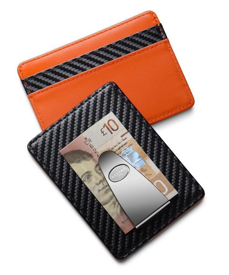 Dress Credit Card Case & Money Clip | Dalvey | Dalvey