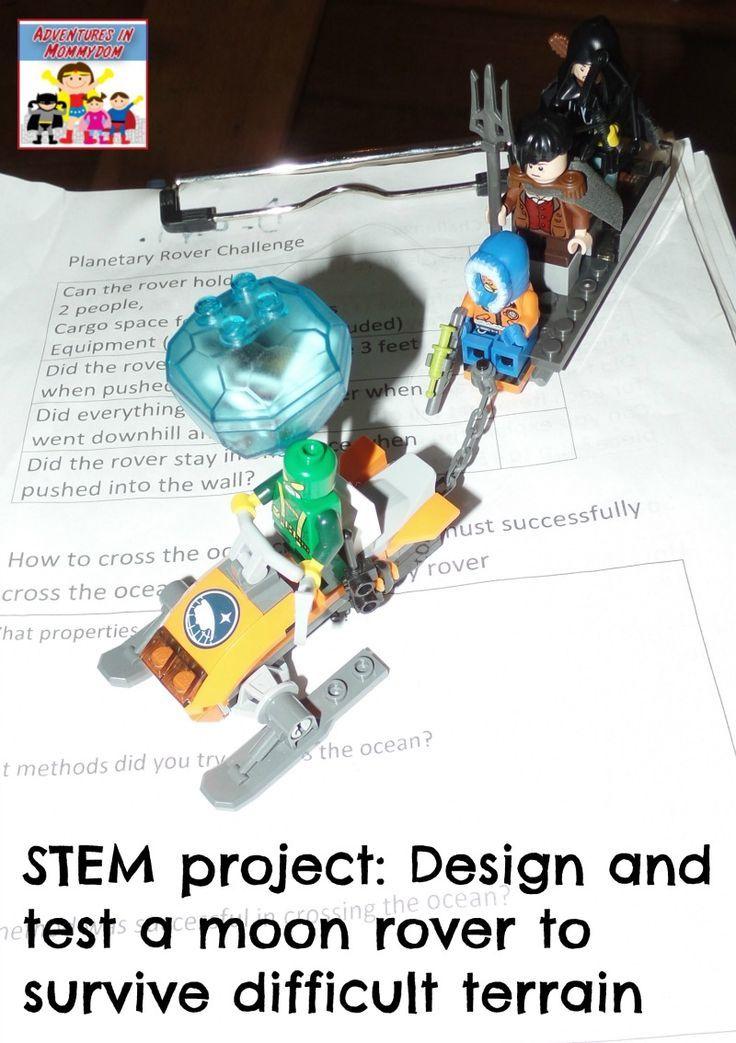 mars rover stem challenge - photo #7