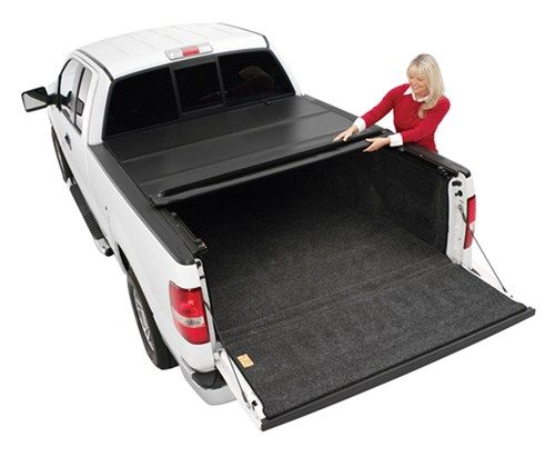The best technical support and full tonneau covers installation instructions. Lowest price Tacoma tonneau covers guarantee and expert service. Toyota Tacoma, 2015 tonneau covers by Extang are available from etrailer.com. For expert service call 800-298-8924 to order your Extang Revolution Soft Tonneau Cover - Automatic Latching - Roll Up - Vinyl part number EX54905, or order online at etrailer.com.
