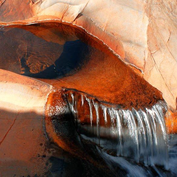 Hammersley Gorge, Karinjini, Western Australia ~ by Sam Clark Photography #nature #rock #photography #water