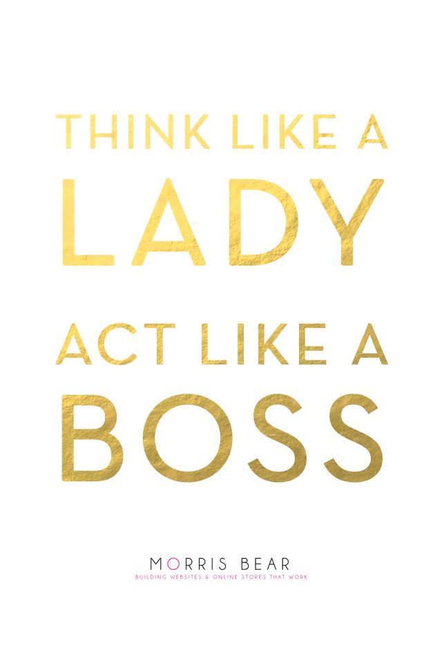 White gold Lady Boss iphone wallpaper background phone lock screen | Phone Decor | Quotes ...