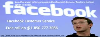 Make outline for profile picture by means of Facebook Customer Service 1-850-777-3086Want to do something innovative? Want to make your profile picture more attractive? Do not know how to create frame? No problem, you are not so far from your solution, just make call to our Facebook Customer Service team and get all the solution of your problem. Our help line number is 1-850-777-3086. http://mailsupportnumber.com/facebook-technical-support-number.html