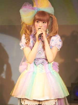 Kyary Pamyu Pamyu (maybe should have put in Fairy Kei ... but nope, its Kyary!!!)