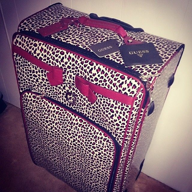 31 best Guess Luggage Sets images on Pinterest | Luggage sets ...