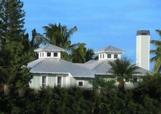 Beautiful Old Naples Beach House Style