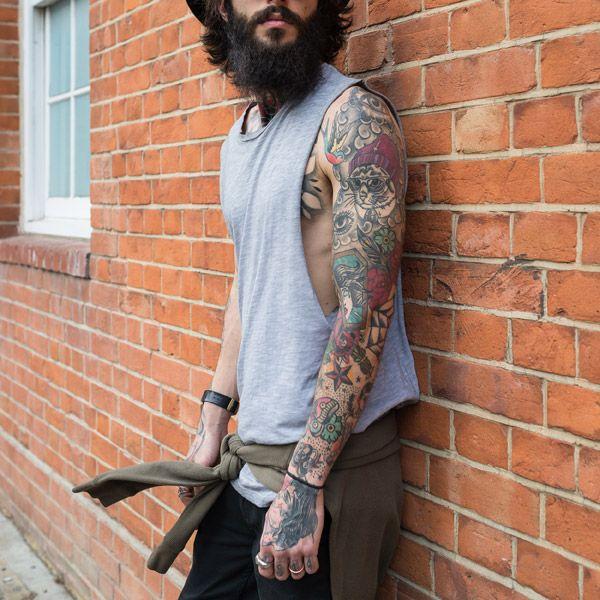 Il tatuaggio: una vera e propria forma d'arte | La Pinella