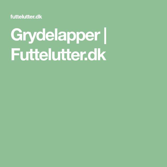 Grydelapper | Futtelutter.dk