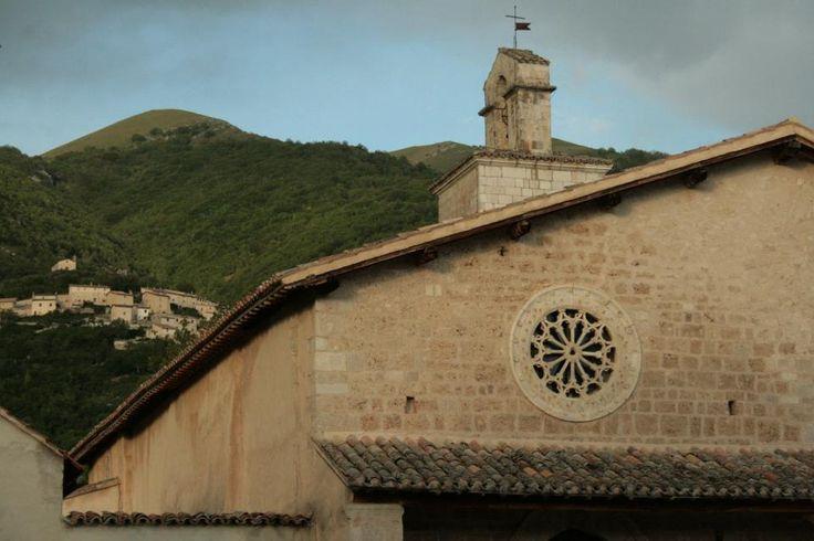 San Salvatore di #Campi, #Norcia, #Perugia, #Umbria, IT