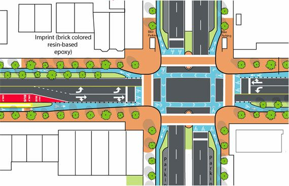 street design plan