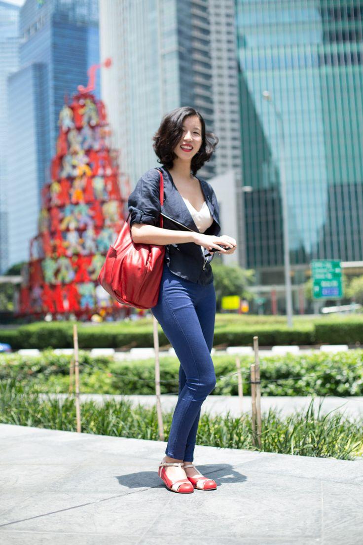 Lin Tong, photo by Shentonista