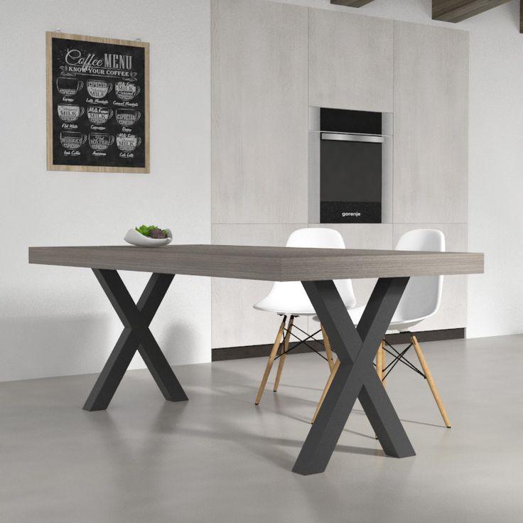 oltre 25 fantastiche idee su design tavolo in legno su pinterest ... - Tavoli Cucina Design