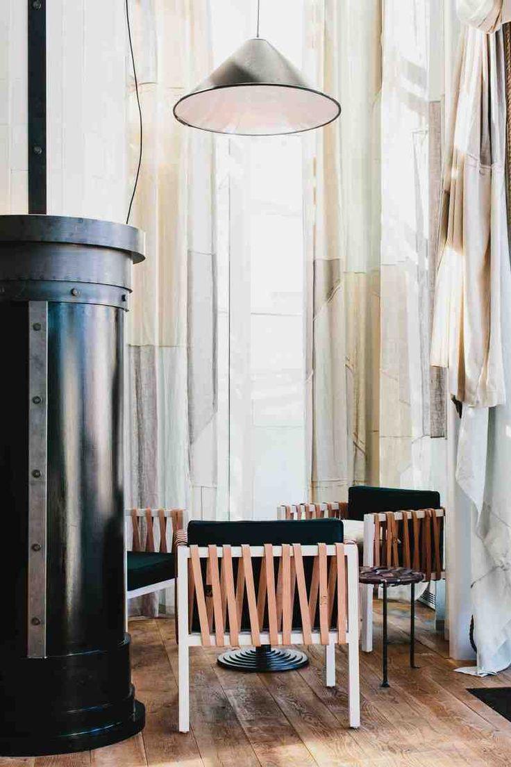 Cecilia Bistro In Atlanta Georgia By Meyer Davis Studio