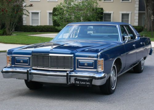 1977-Mercury-Grand-Marquis-Original