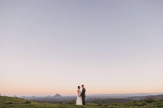 Edward and Emma's Vintage Chic Inspired Hinterland Queensland Wedding Photographer: Todd Hunter McGaw