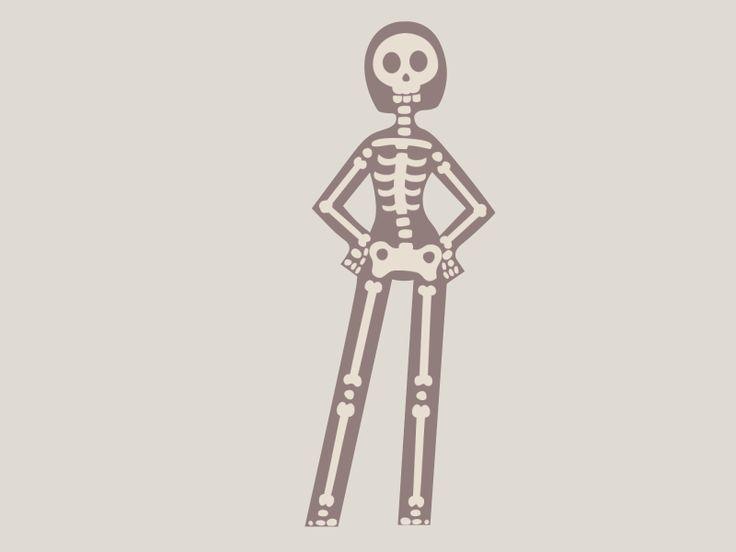 X-rayed lady