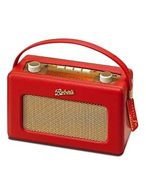 Roberts RD60 DAB Radio Red @ House of Fraser