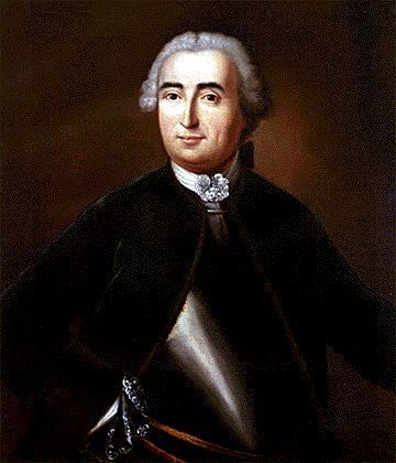 Portrait of Montcalm - Bataille de Fort Carillon — Wikipédia