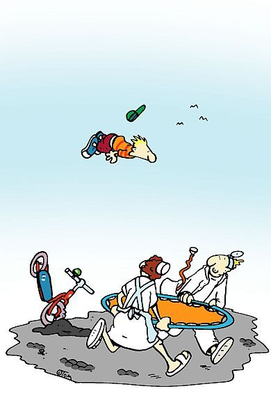 Entscheidende Minuten.Expertentipps: Notfallhilfe fürs Kind.Gütesiegel für Krankenhäuser.