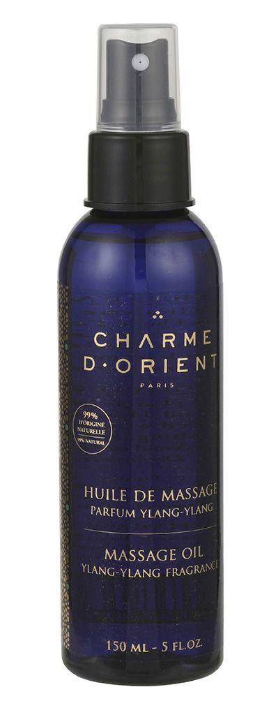 Huile de Massage Parfumée Charme d'Orient | King of Cotton