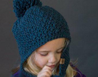 Crochet PATTERN Voyager Crochet Hat Pattern от PrettyDarnAdorable