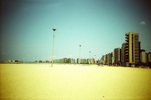 Praia de Iracema Fortaleza