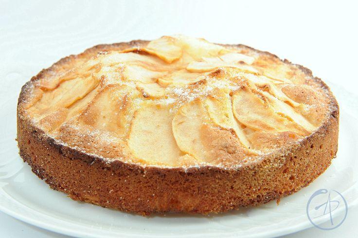 dal libro Pasticcere di Gino Fabbri una torta da forno classica
