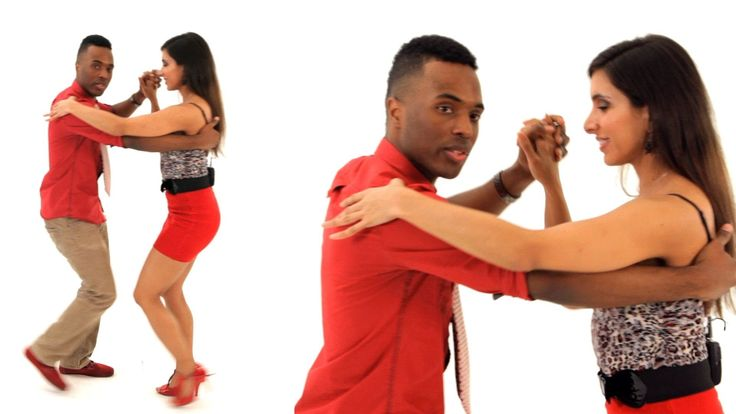 Learn salsa dance steps video clips