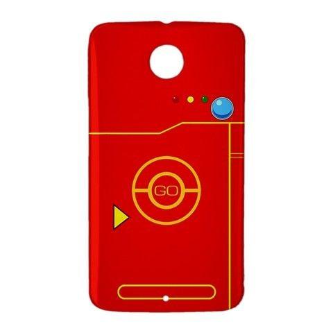 Pokedex Pokemon GO Google Nexus 6 Case Cover