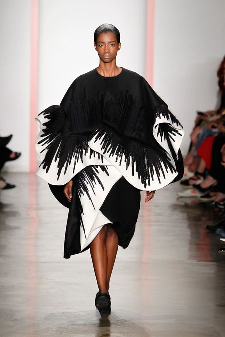 Claudia Li -- Parsons The New School for Design | Spring 2014 Ready-to-Wear Collection | Style.com