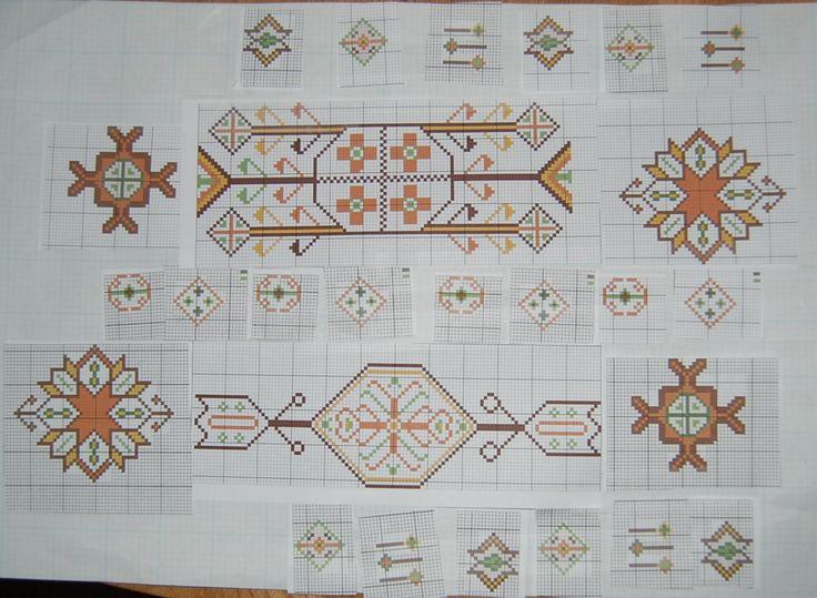 ontwerp marokkaans kleed