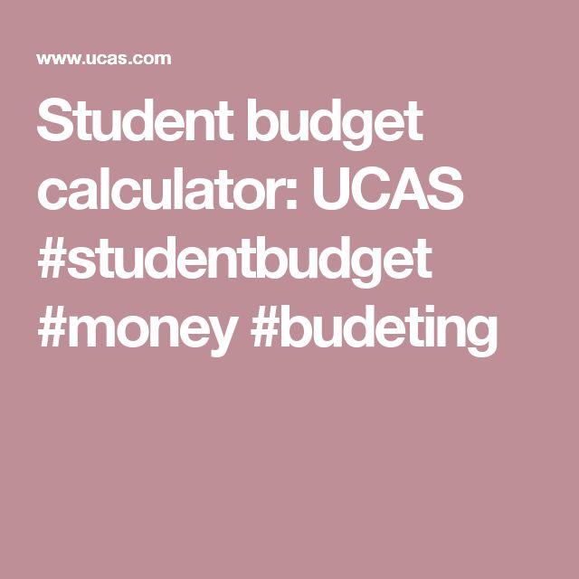 Best 25+ Monthly Budget Calculator Ideas On Pinterest | Budget