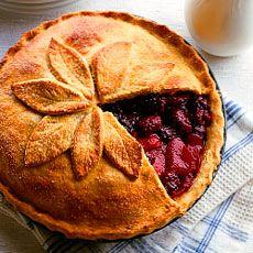 Blackberry and Apple Pie | Food Ireland Irish Recipes